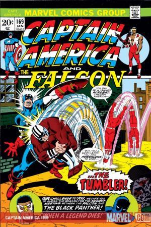 Captain America (1968) #169