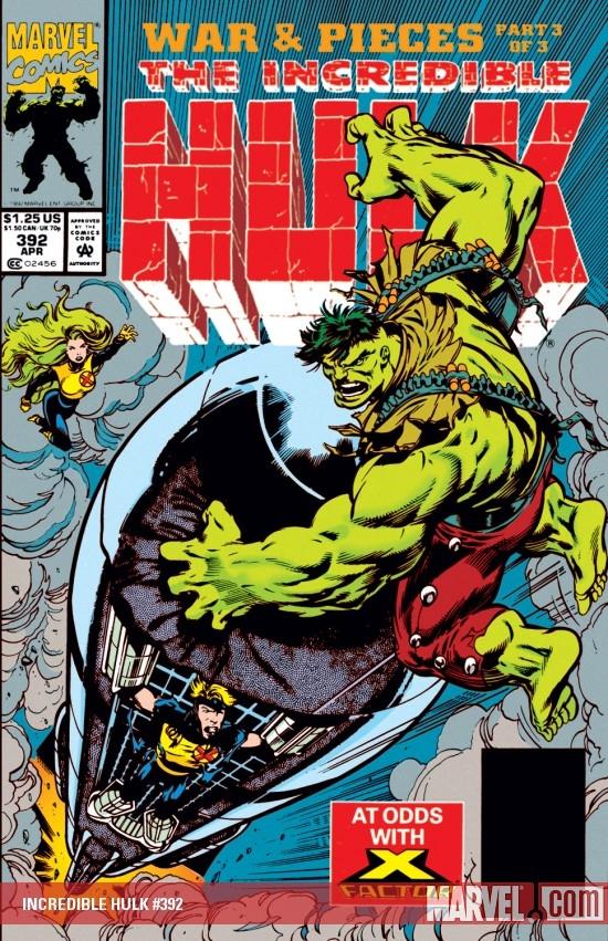 Incredible Hulk (1962) #392