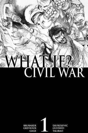 What If? Civil War (2007) #1 (Variant)