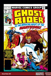 Ghost Rider (1973) #27