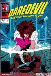Daredevil #256