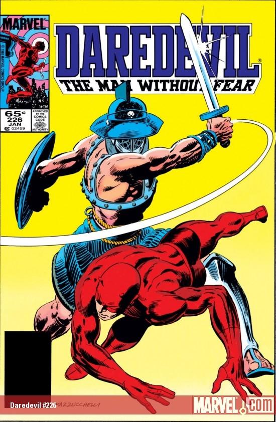 Daredevil (1964) #226