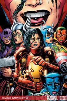 Iron Man: Hypervelocity #5