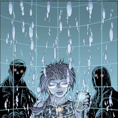 LIVEWIRES (2006) #2 COVER