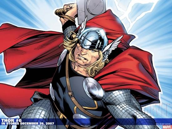 Thor (1998) #6 Wallpaper