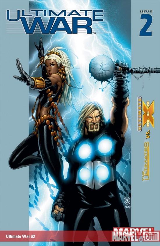 Ultimate War (2003) #2