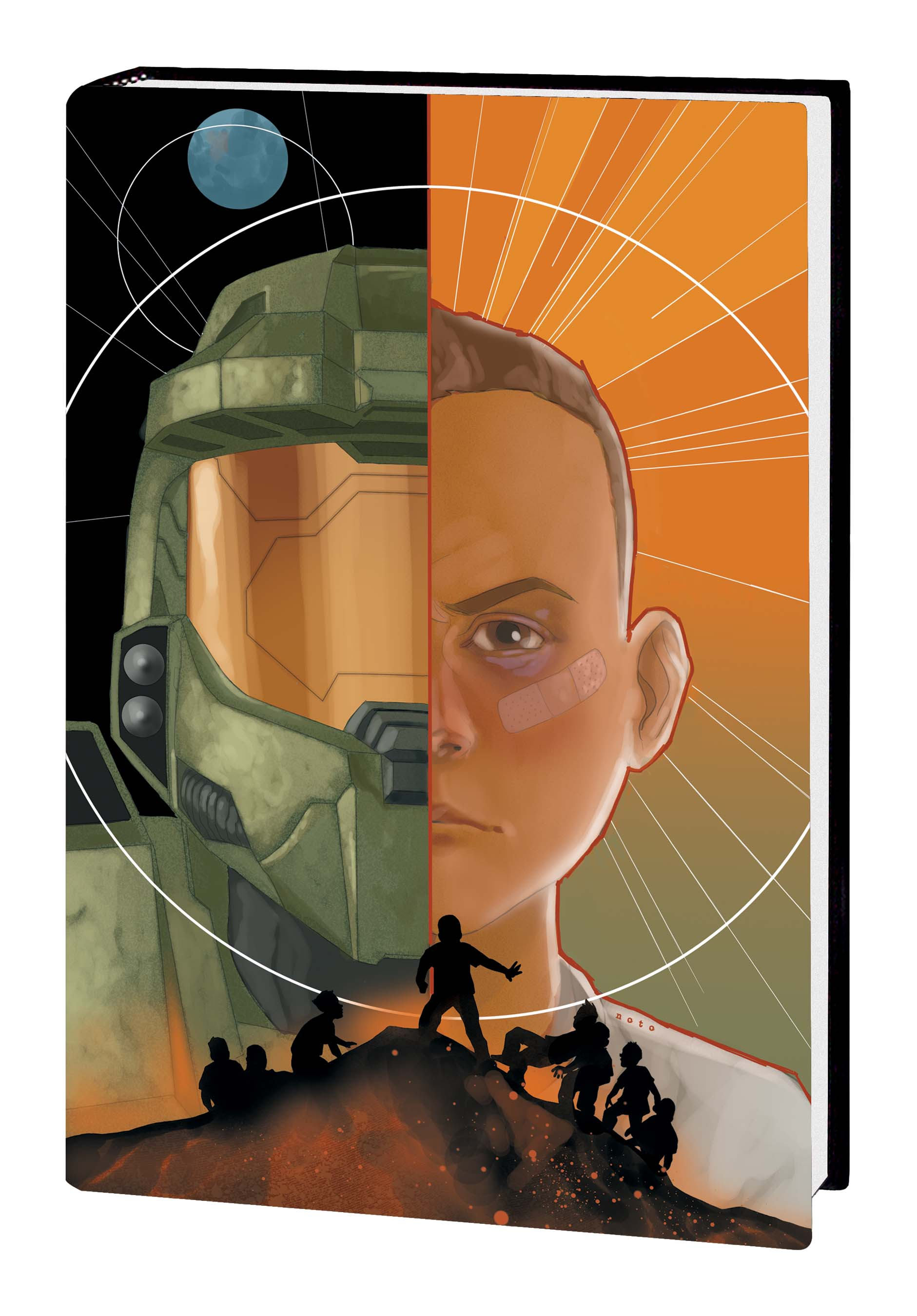 Halo: Fall of Reach - Boot Camp (Hardcover)