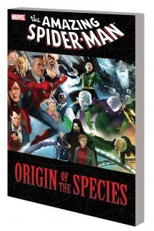 Spider-Man: Origin Of The Species TPB (Trade Paperback)