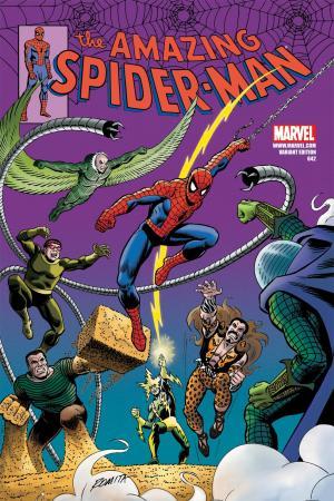 Amazing Spider-Man #642  (JRSR VARIANT)