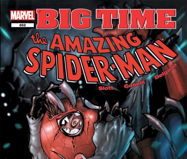 Amazing Spider-Man (1999) #652