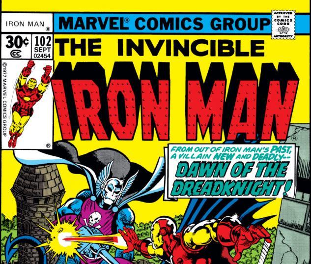 Iron Man (1968) #102