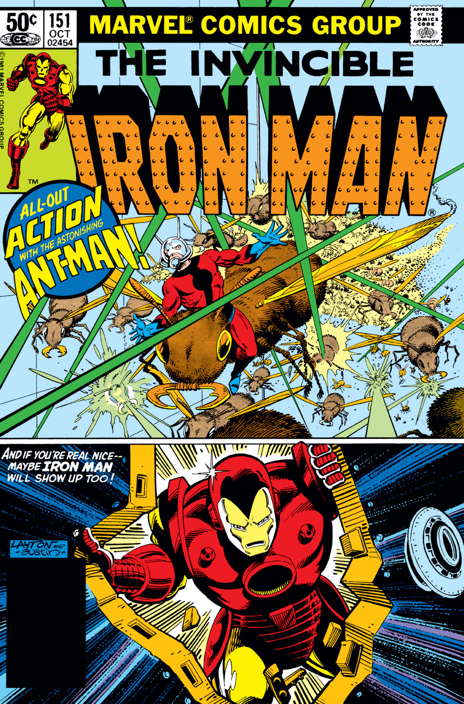 Iron Man (1968) #151