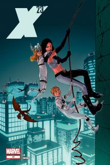 X-23 (2010) #17