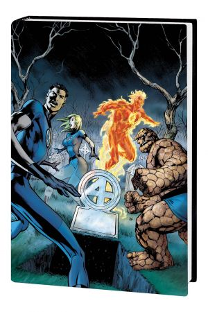 Fantastic Four by Jonathan Hickman Omnibus (Hardcover)