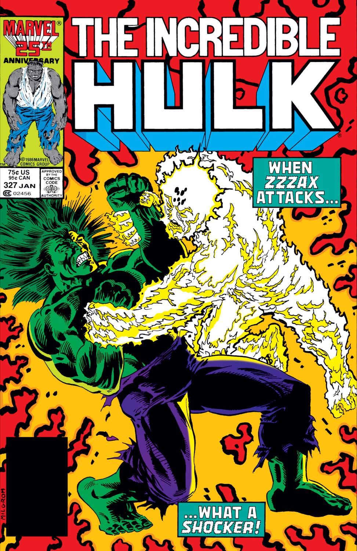Incredible Hulk (1962) #327