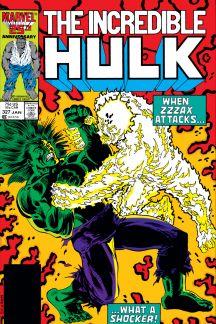 Incredible Hulk #327