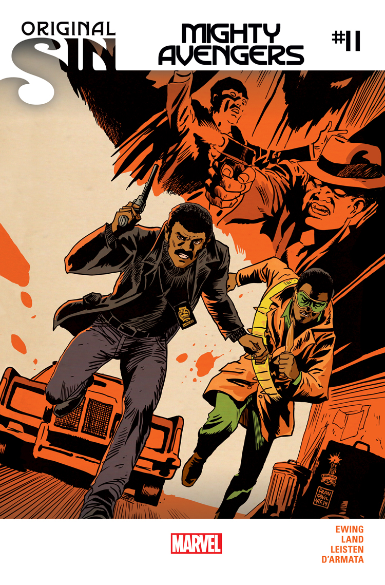 Mighty Avengers (2013) #11