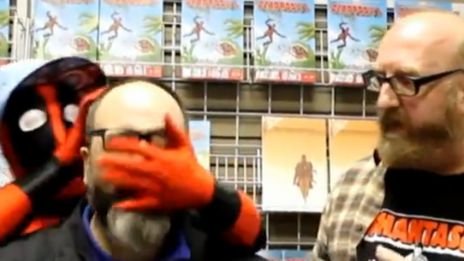 Marvel AR: Gerry Duggan & Brian Posehn
