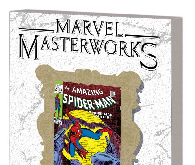 MARVEL MASTERWORKS: THE AMAZING SPIDER-MAN VOL. 8 TPB VARIANT (DM ONLY)