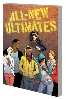 All-New Ultimates Vol. 1: Power for Power (Trade Paperback)
