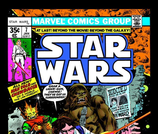 Star Wars (1977) #7