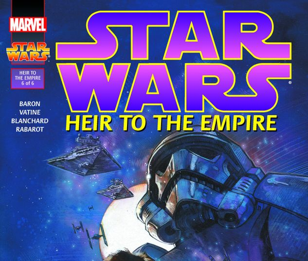 Star Wars: Heir To The Empire (1995) #6