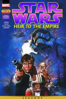 Star Wars: Heir To The Empire #6