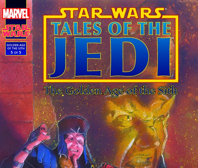 Star Wars: Tales Of The Jedi - The Golden Age Of The Sith (1996) #5