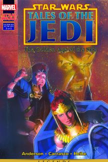 Star Wars: Tales Of The Jedi - The Golden Age Of The Sith #5