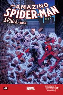 The Amazing Spider-Man (2014) #17.1