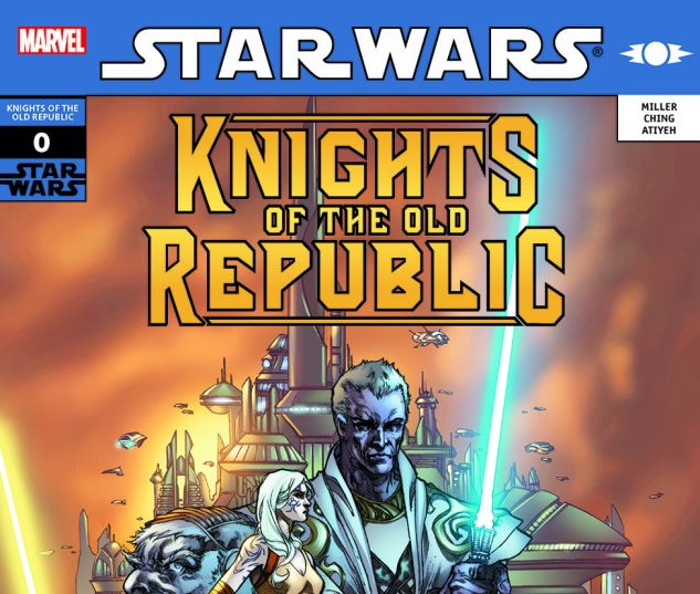 Star Wars: Knights Of The Old Republic/Rebellion (2006) #0