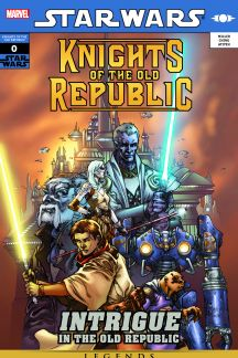 Star Wars: Knights Of The Old Republic/Rebellion #0