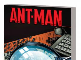 ANT-MAN: SCOTT LANG TPB