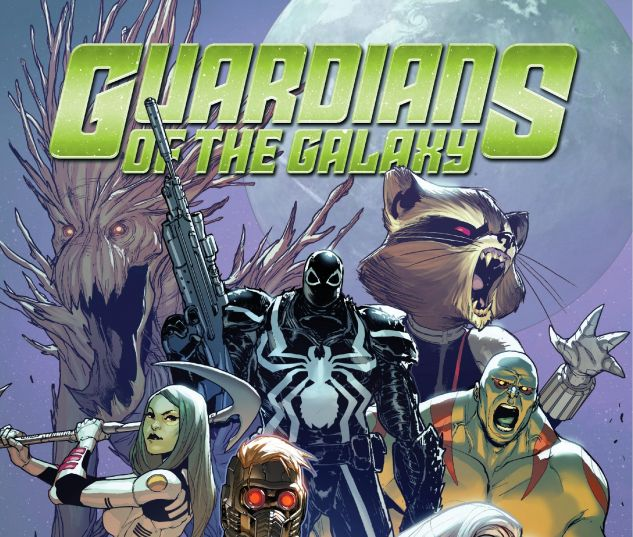 cover from Guardians of the Galaxy Vol. 2 (2016)