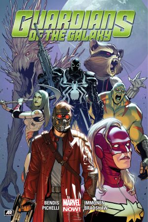 Guardians of the Galaxy Vol. 2 (Hardcover)