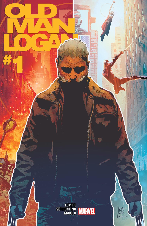 Old Man Logan (2016) #1