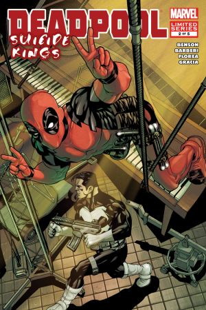 Deadpool: Suicide Kings #2