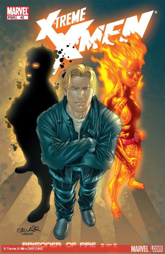 X-Treme X-Men (2001) #42