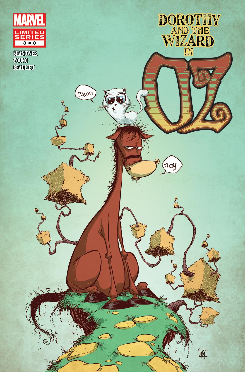 Dorothy & the Wizard in Oz (2010) #3