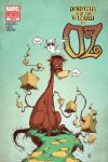 Dorothy & the Wizard in Oz (2010) #3 Cover