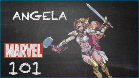 Angela - MARVEL 101