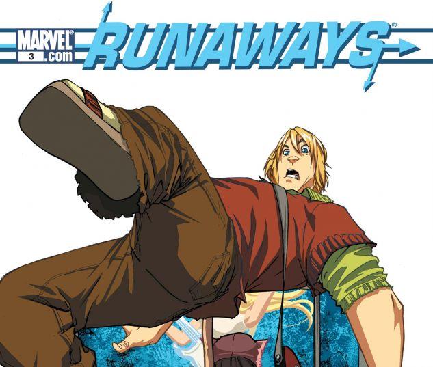 runaways (2008) #3
