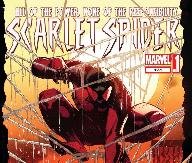 SCARLET SPIDER (2011) #12.1