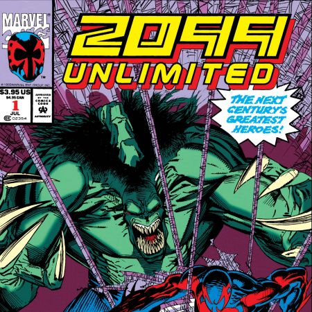 2099 Unlimited (1993 - 1994)