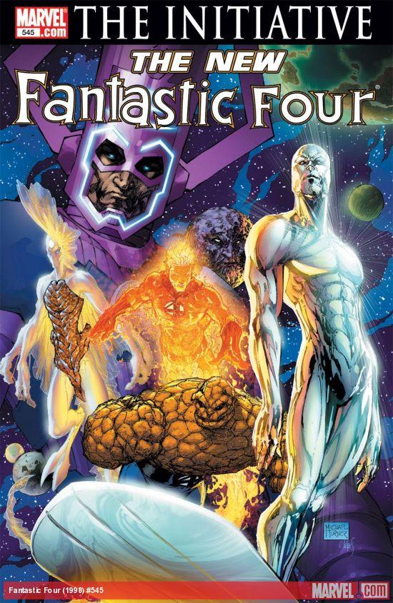 Fantastic Four (1998) #545