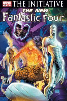 Fantastic Four #545