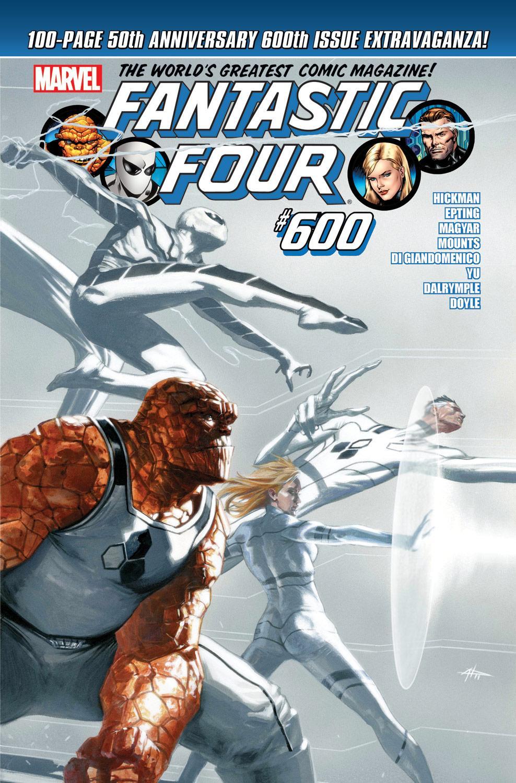 Fantastic Four (1998) #600