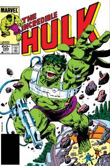 Incredible Hulk (1962) #289