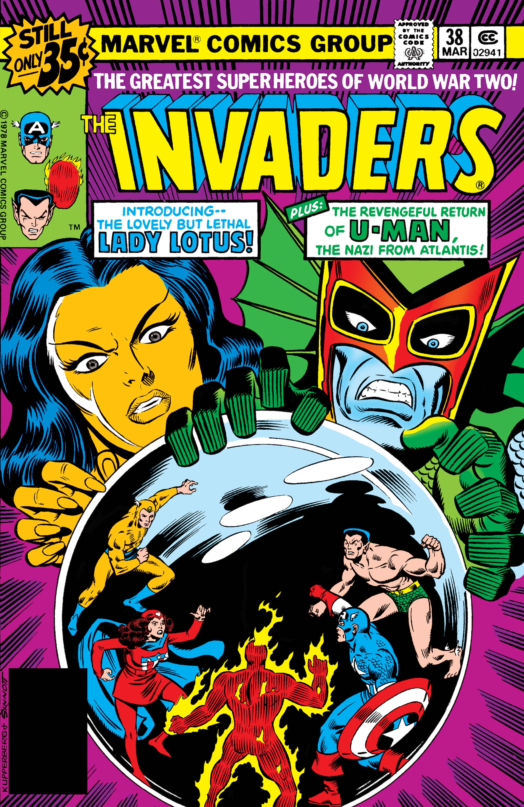 Invaders (1975) #38