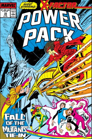 Power Pack (1984) #35